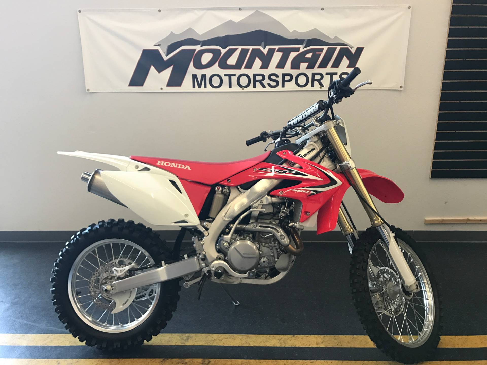 2016 Honda CRF450X for sale 571