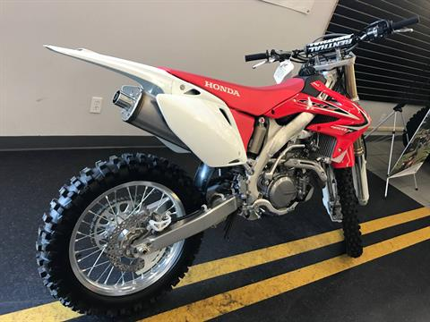 2016 Honda CRF450X in Ontario, California