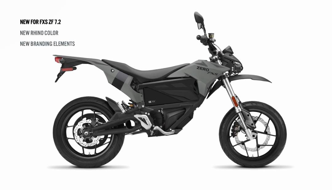 2019 Zero Motorcycles FXS7.2 in Ontario, California - Photo 10
