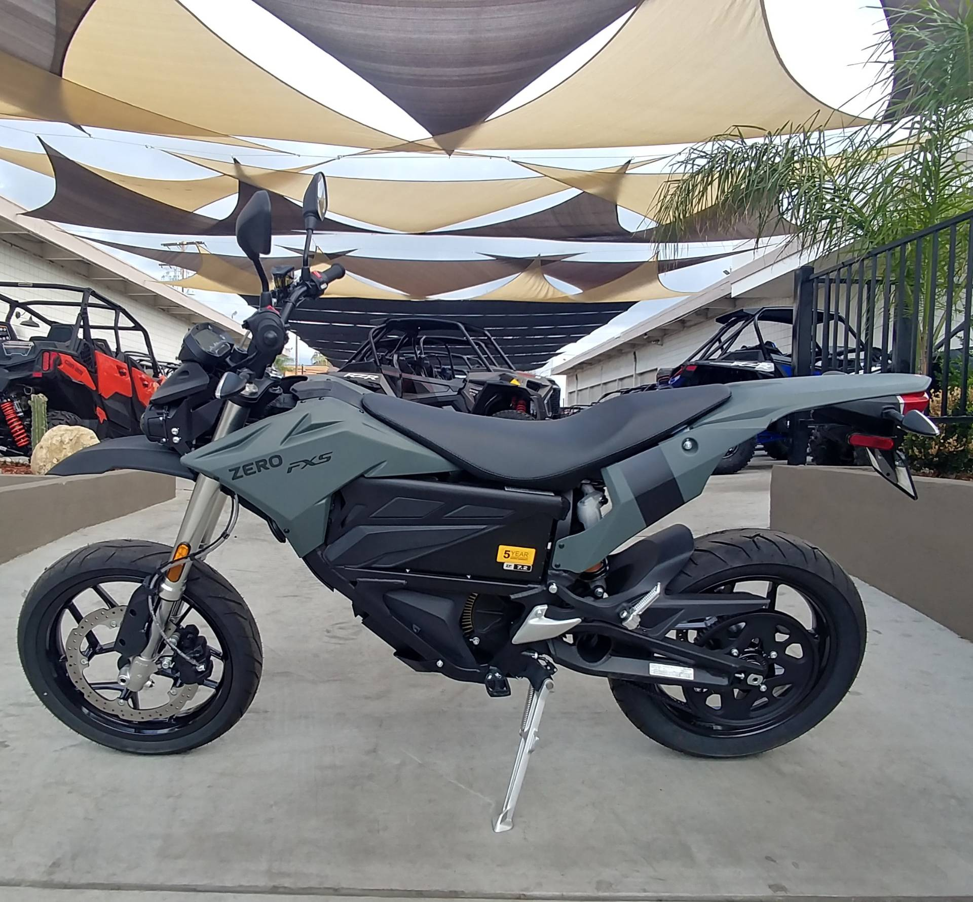2019 Zero Motorcycles FXS7.2 in Ontario, California - Photo 2
