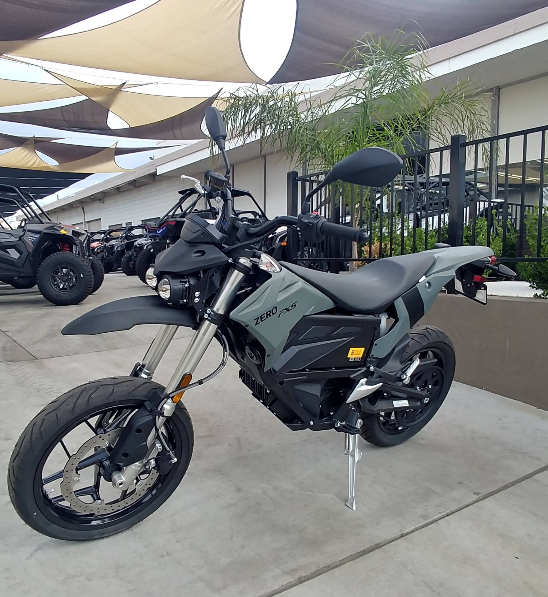 2019 Zero Motorcycles FXS7.2 in Ontario, California - Photo 3