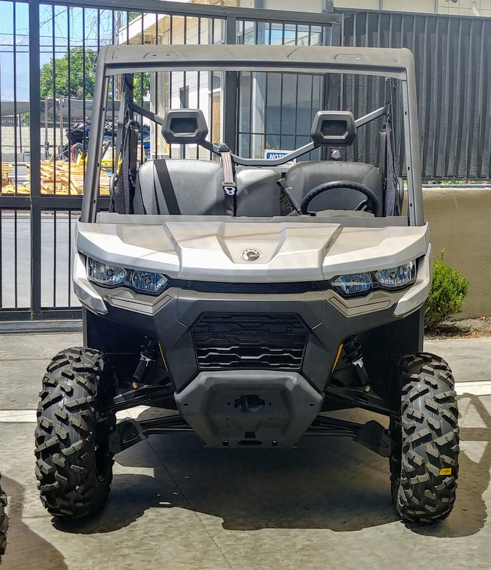2020 Can-Am Defender DPS HD10 in Ontario, California - Photo 2
