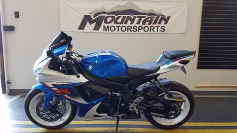 2013 Suzuki GSX-R600™ in Ontario, California