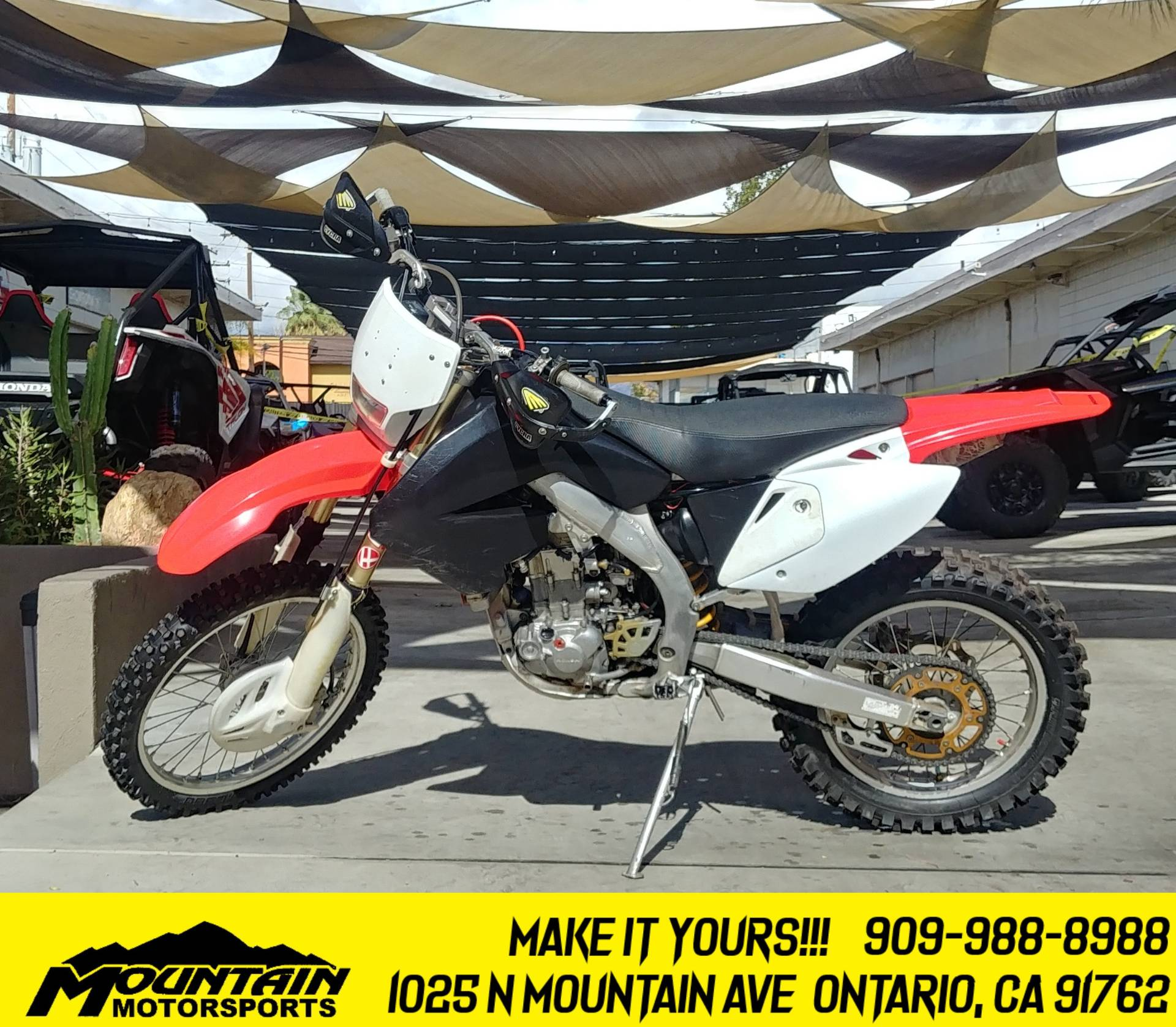 2005 Honda CRF™450X in Ontario, California - Photo 1