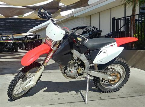 2005 Honda CRF™450X in Ontario, California - Photo 3