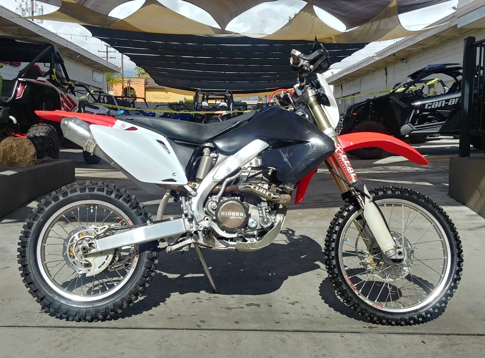 2005 Honda CRF™450X in Ontario, California - Photo 9