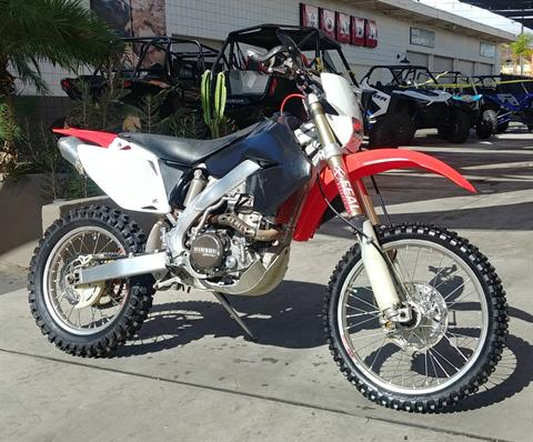 2005 Honda CRF™450X in Ontario, California - Photo 10