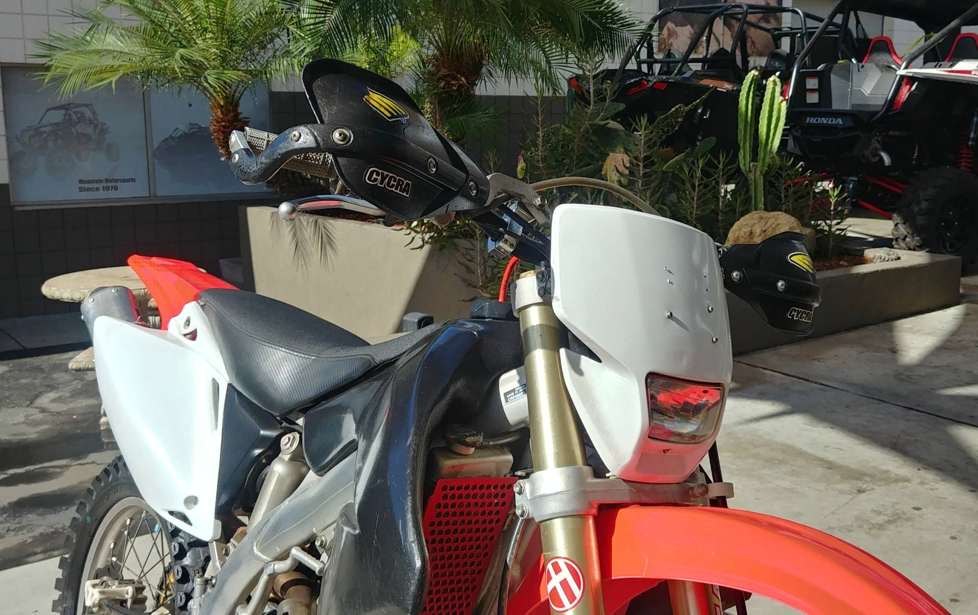 2005 Honda CRF™450X in Ontario, California - Photo 11