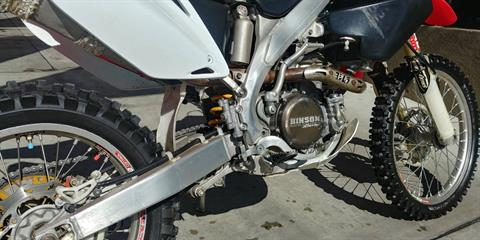 2005 Honda CRF™450X in Ontario, California - Photo 14
