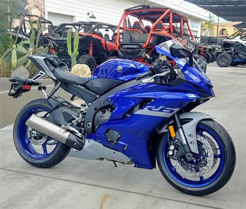 2020 Yamaha YZF-R6 in Ontario, California - Photo 4