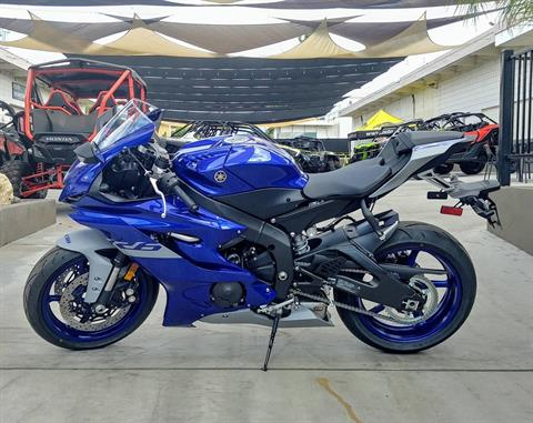 2020 Yamaha YZF-R6 in Ontario, California - Photo 7