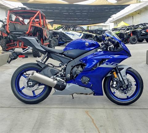2020 Yamaha YZF-R6 in Ontario, California - Photo 2