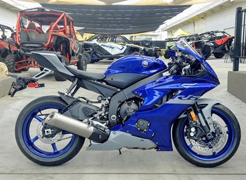 2020 Yamaha YZF-R6 in Ontario, California - Photo 3