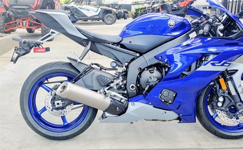 2020 Yamaha YZF-R6 in Ontario, California - Photo 6