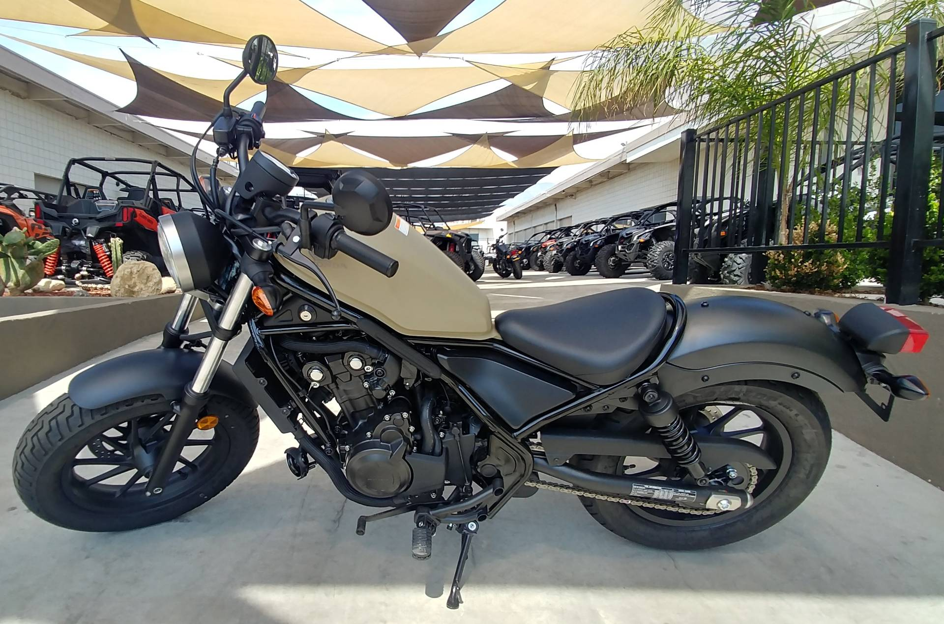 2019 Honda Rebel 500 ABS in Ontario, California - Photo 6