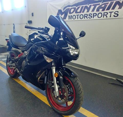 2008 Kawasaki Ninja® 650R in Ontario, California - Photo 3