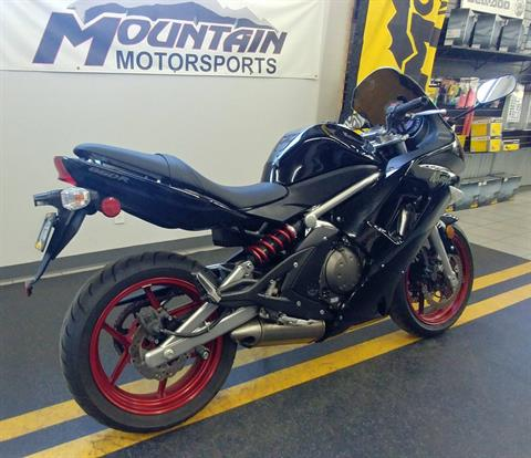 2008 Kawasaki Ninja® 650R in Ontario, California - Photo 4