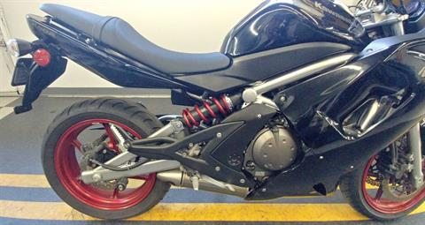 2008 Kawasaki Ninja® 650R in Ontario, California - Photo 5