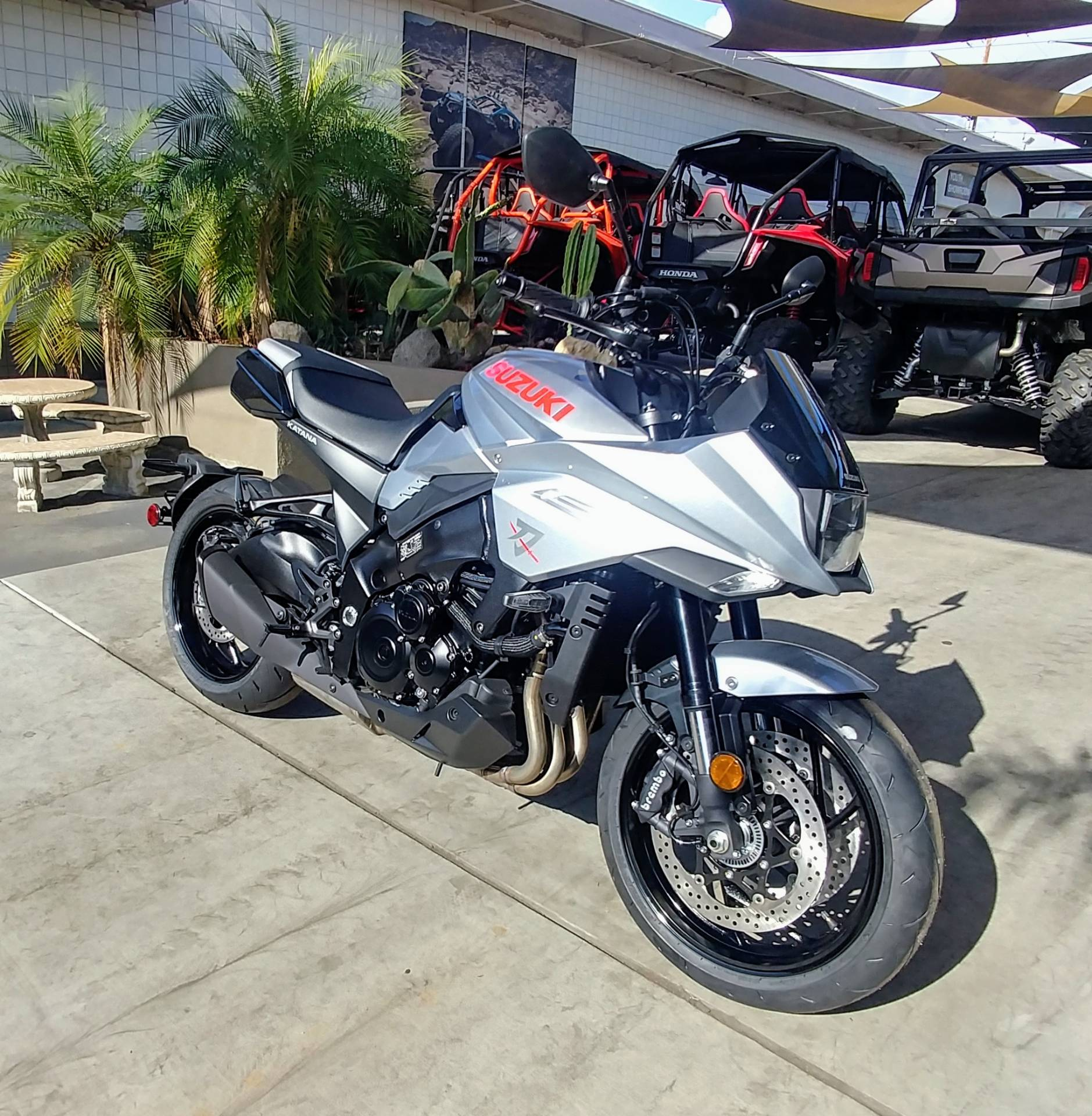 2020 Suzuki Katana in Ontario, California - Photo 4