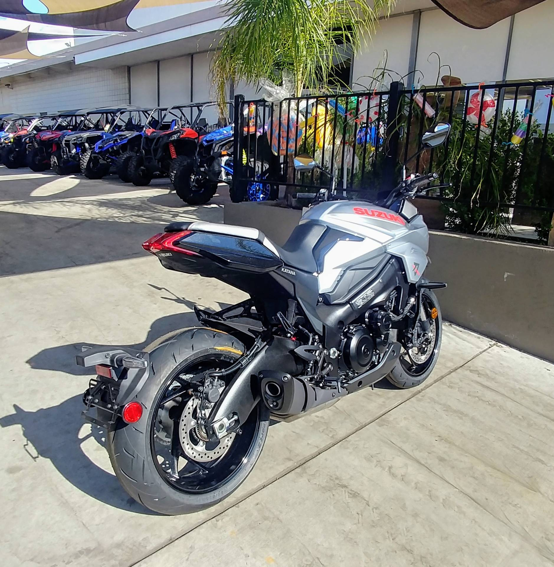 2020 Suzuki Katana in Ontario, California - Photo 5