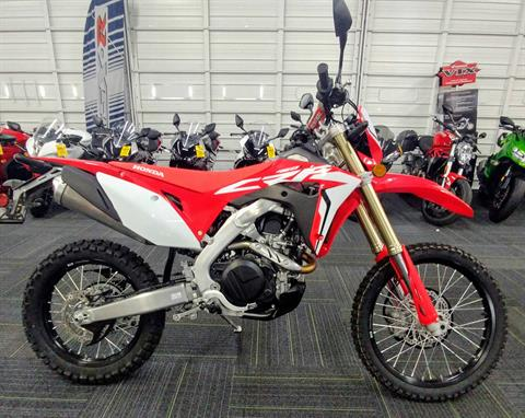 2019 Honda CRF450L in Ontario, California