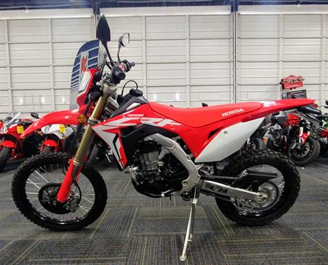 2019 Honda CRF450L in Ontario, California - Photo 3