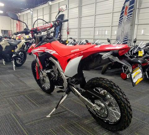 2019 Honda CRF450L in Ontario, California - Photo 5