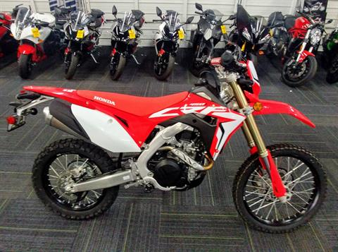 2019 Honda CRF450L in Ontario, California - Photo 6