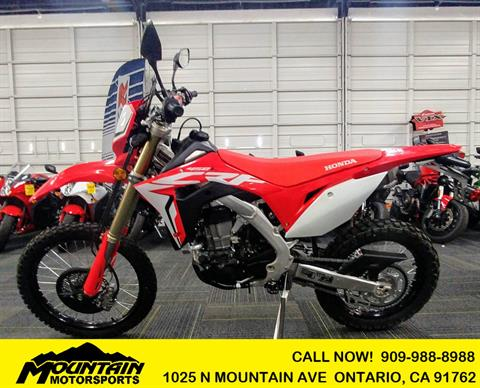 2019 Honda CRF450L in Ontario, California - Photo 1