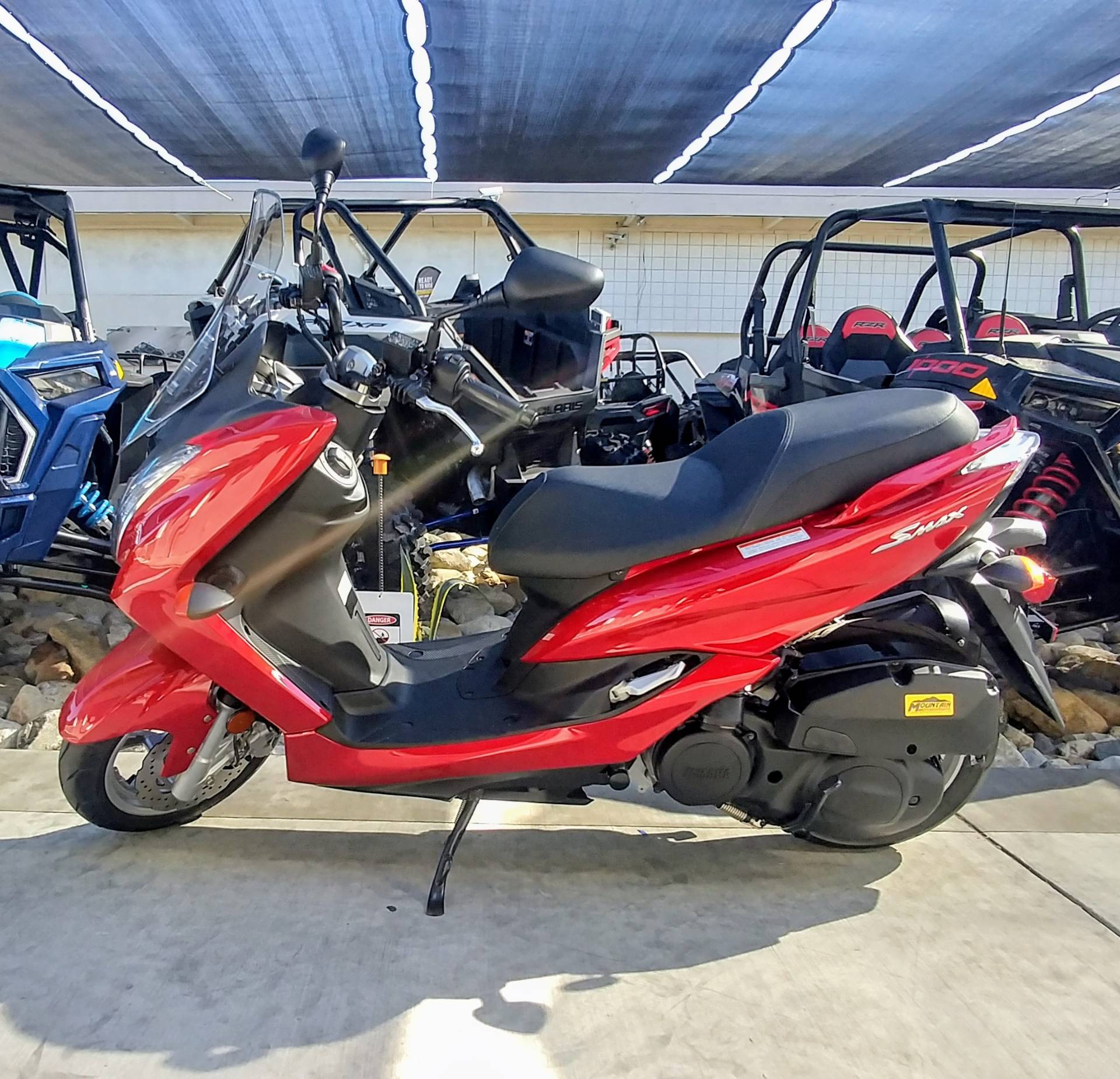 2020 Yamaha SMAX in Ontario, California - Photo 6