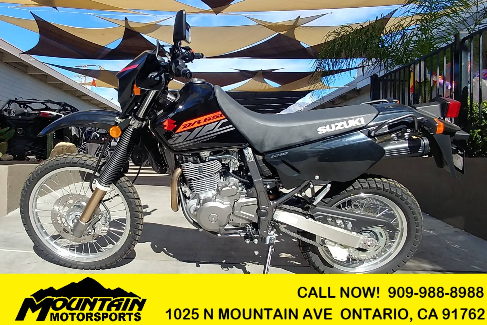 2019 Suzuki DR650S in Ontario, California - Photo 1