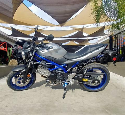 2020 Suzuki SV650 in Ontario, California - Photo 2