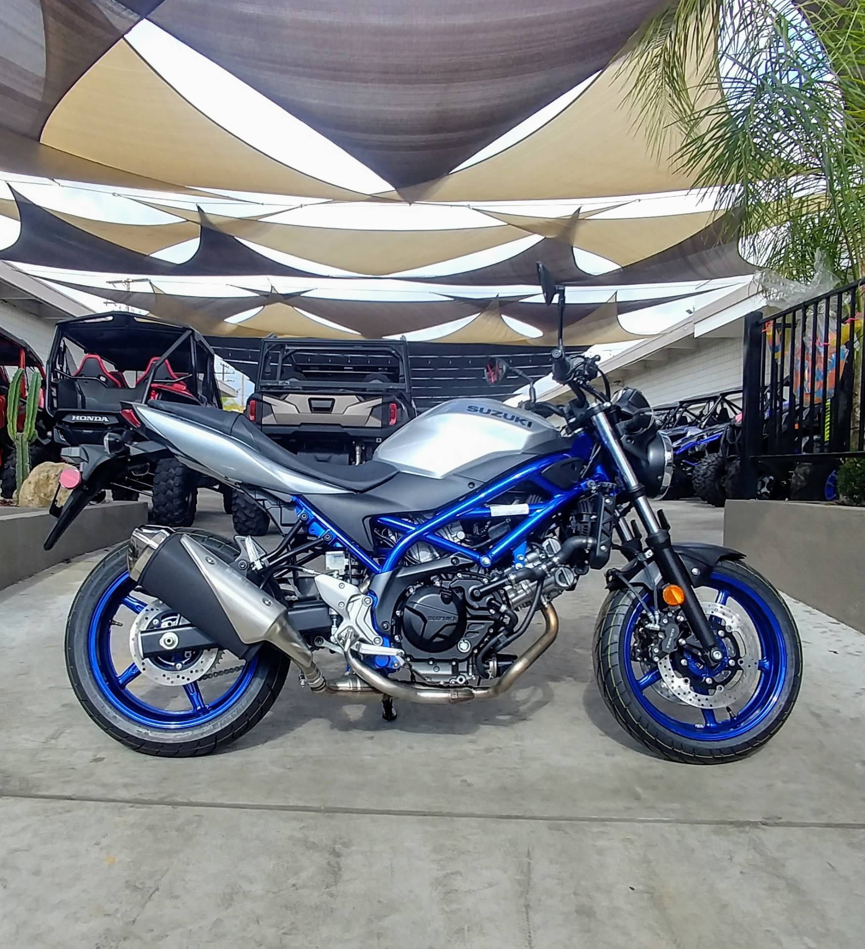 2020 Suzuki SV650 in Ontario, California - Photo 3
