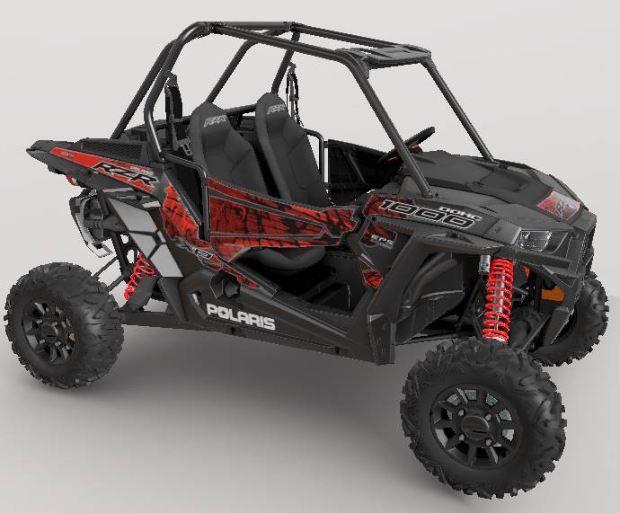 2017 Polaris RZR XP 1000 EPS in Ontario, California