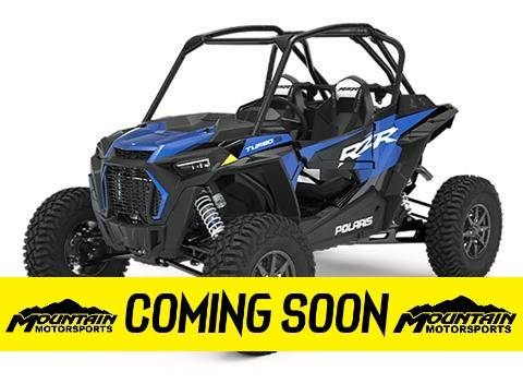 2021 Polaris RZR Turbo S Velocity in Ontario, California - Photo 1