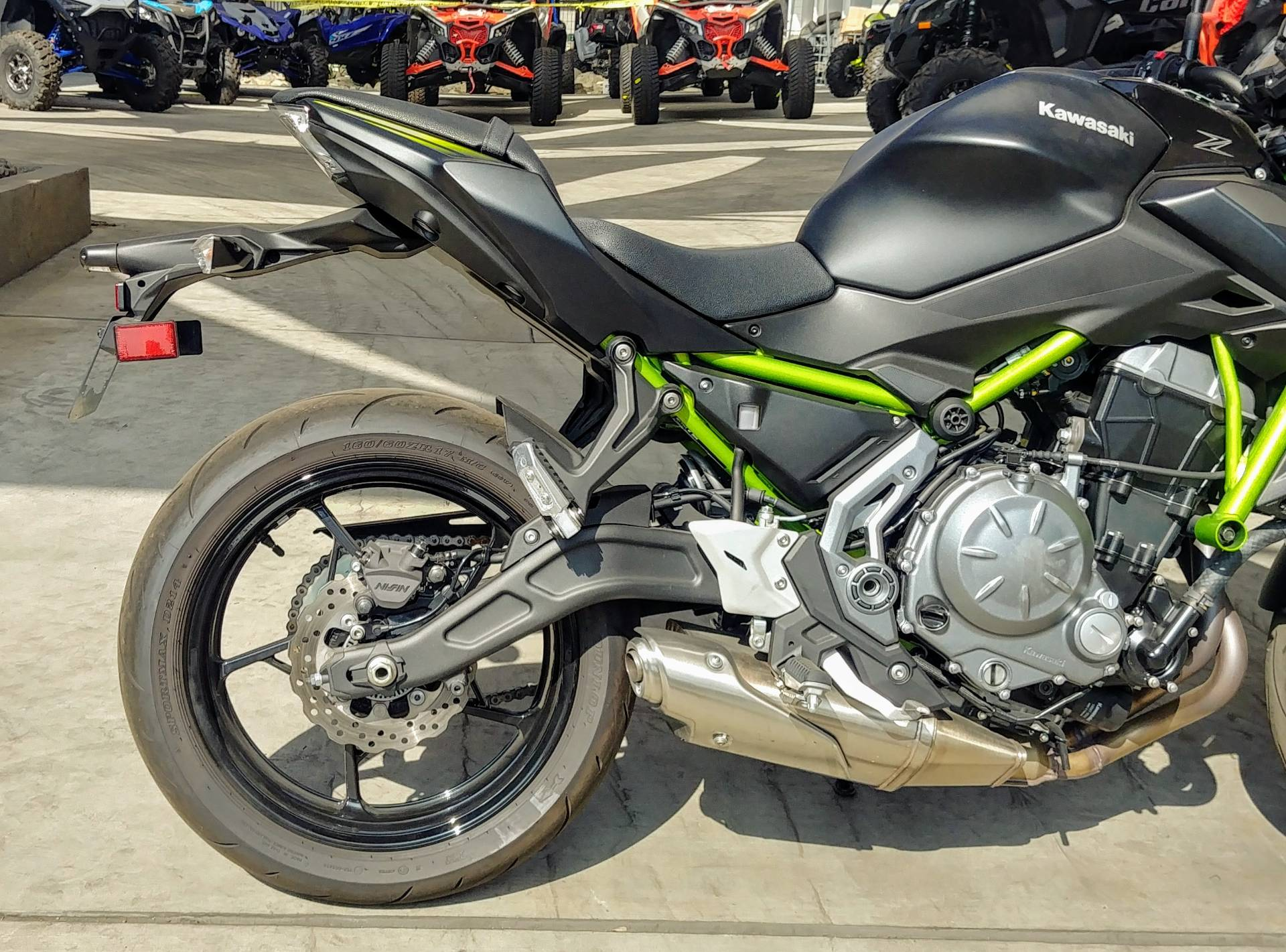 2019 Kawasaki Z650 ABS in Ontario, California - Photo 9