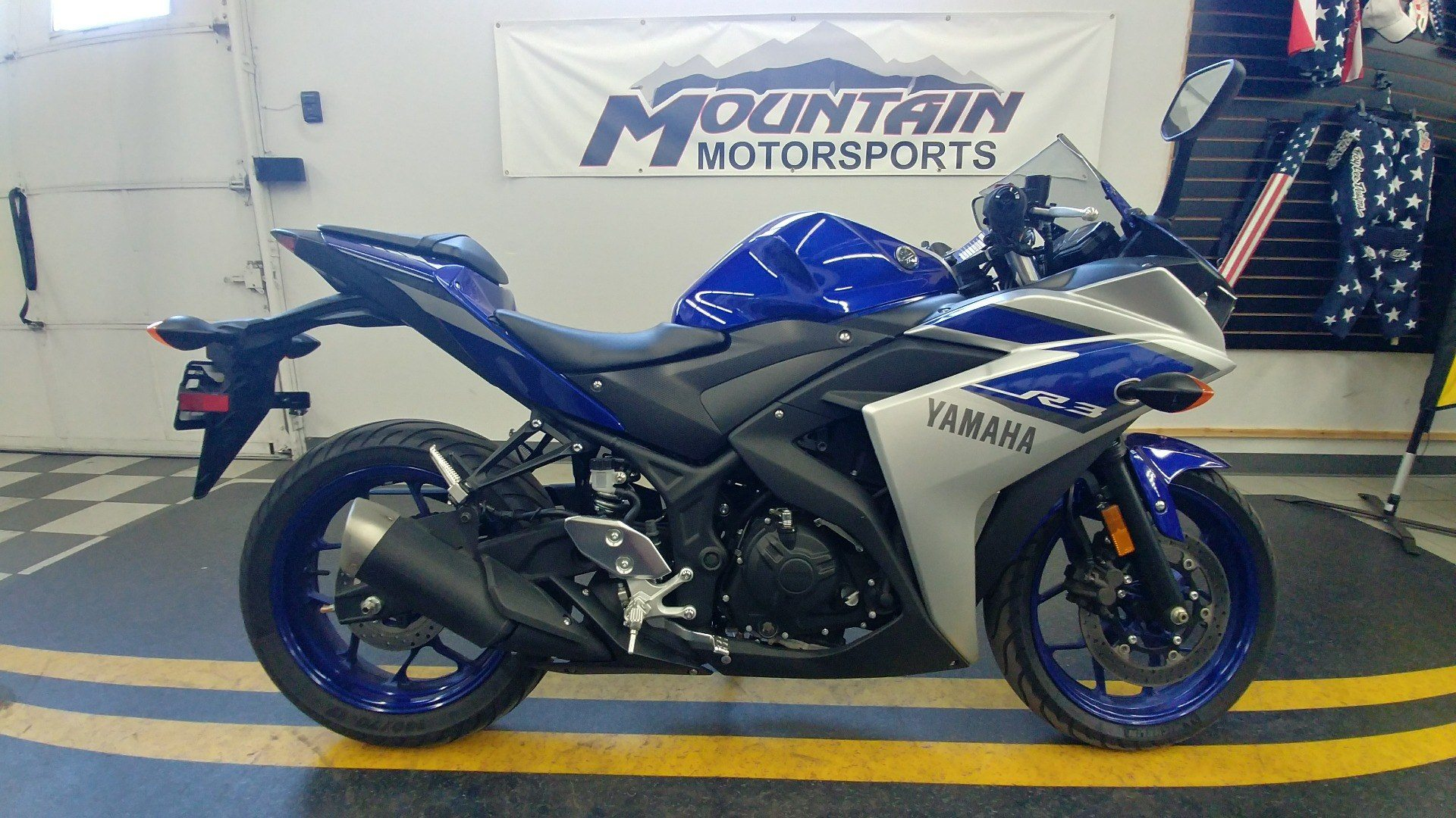 2015 Yamaha YZF-R3 for sale 136862