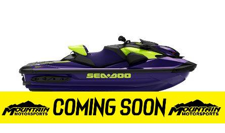 2021 Sea-Doo RXP-X 300 iBR + Sound System in Ontario, California - Photo 1