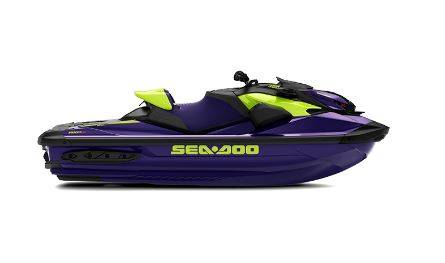 2021 Sea-Doo RXP-X 300 iBR + Sound System in Ontario, California - Photo 3