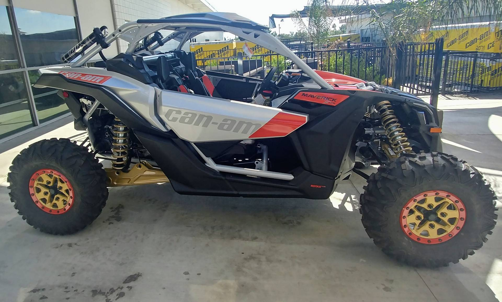 2019 Can-Am Maverick X3 X rs Turbo R for sale 8784