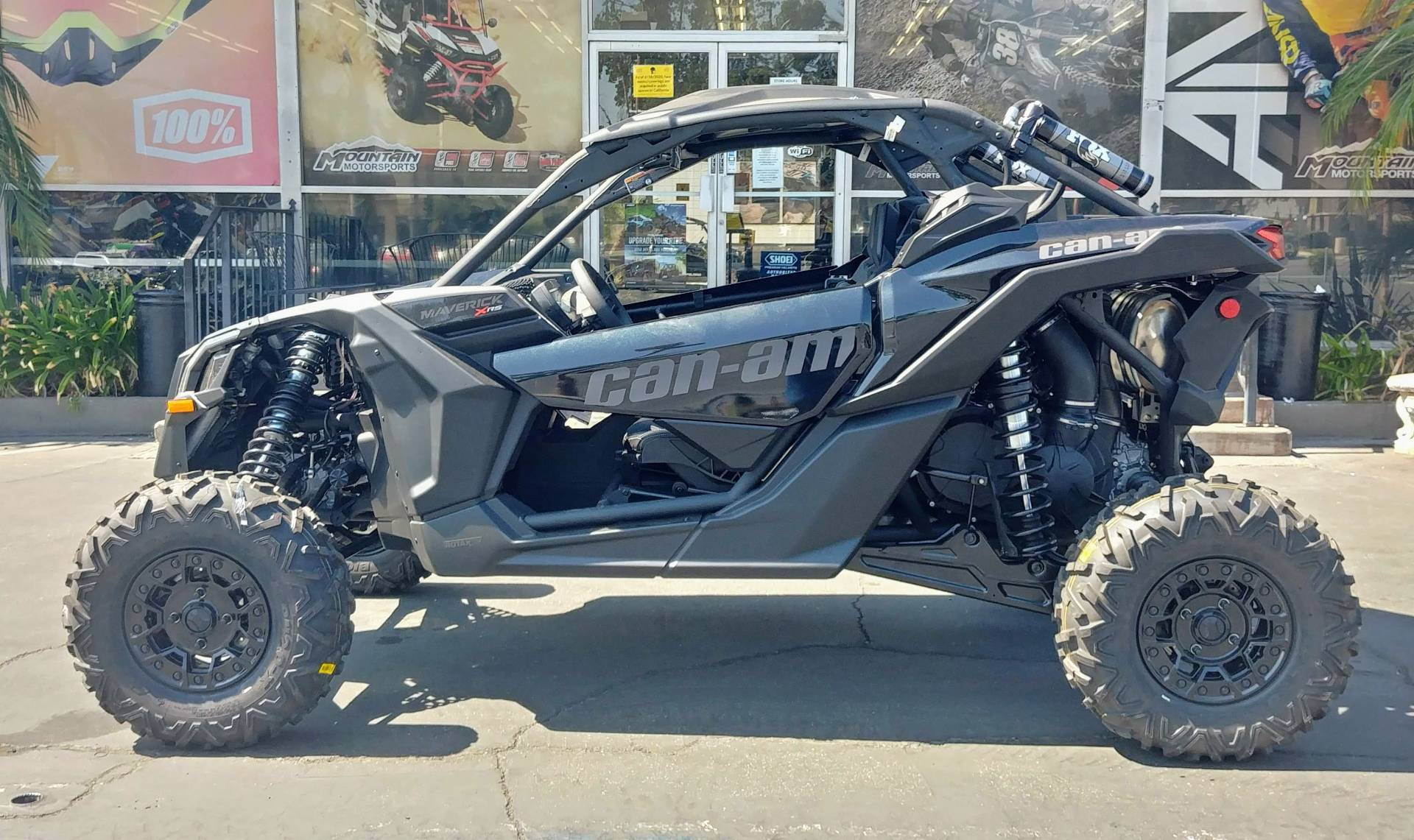 2021 Can-Am Maverick X3 X RS Turbo RR in Ontario, California - Photo 3