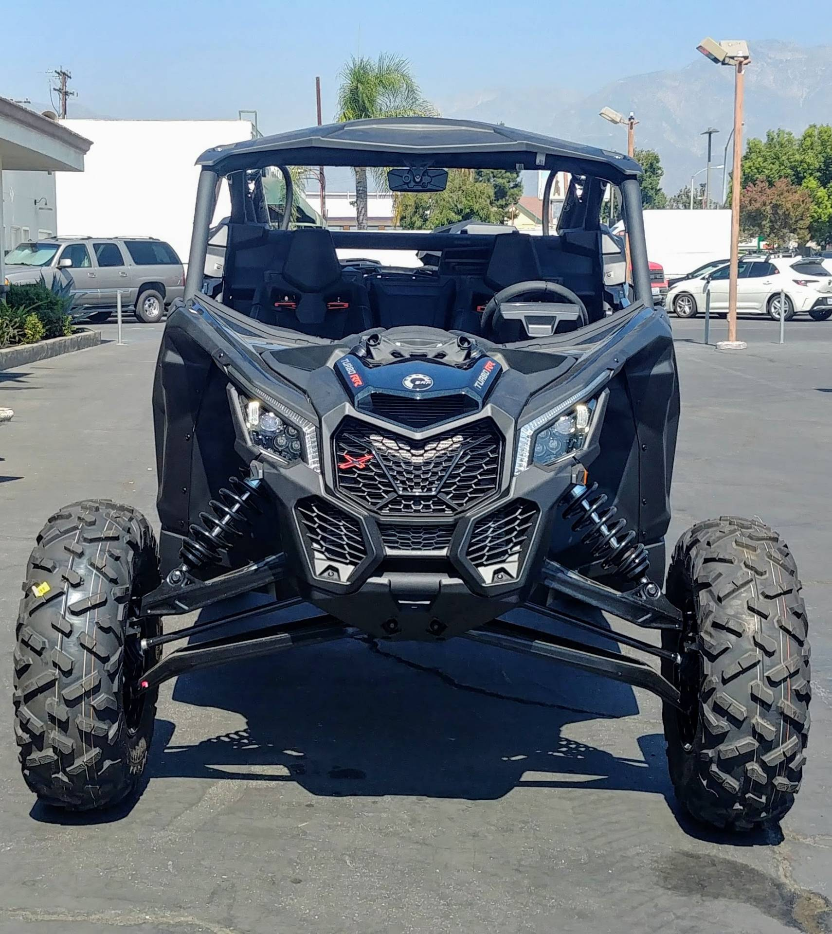 2021 Can-Am Maverick X3 X RS Turbo RR in Ontario, California - Photo 7