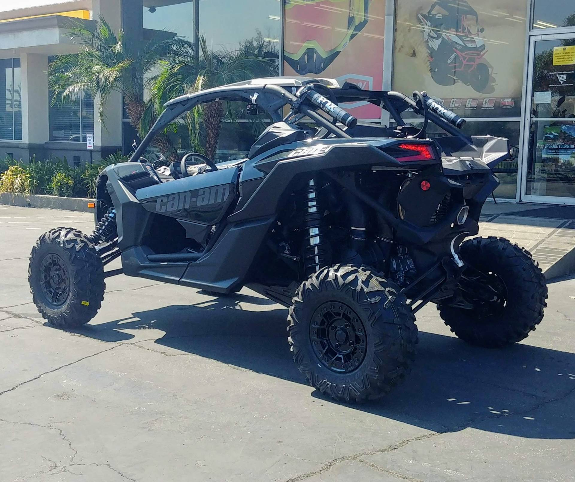 2021 Can-Am Maverick X3 X RS Turbo RR in Ontario, California - Photo 9