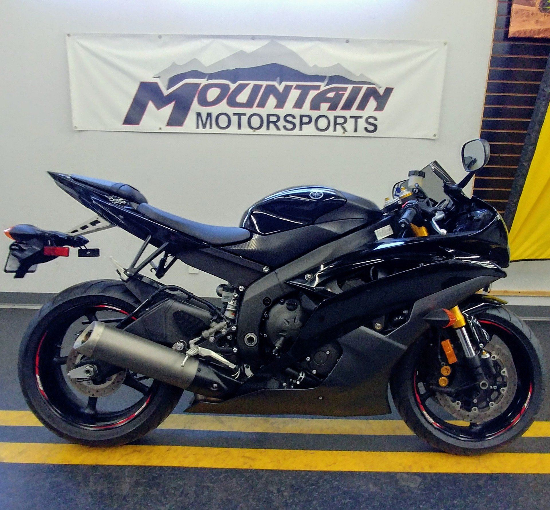 2015 Yamaha YZF-R6 for sale 3140