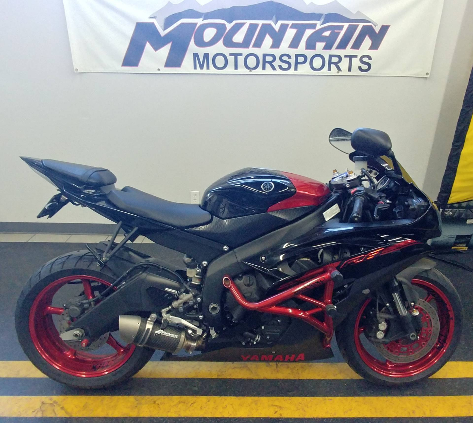 2015 Yamaha YZF-R6 for sale 53616