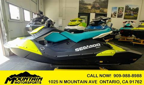 2018 Sea-Doo SPARK 3up 900 H.O. ACE in Ontario, California