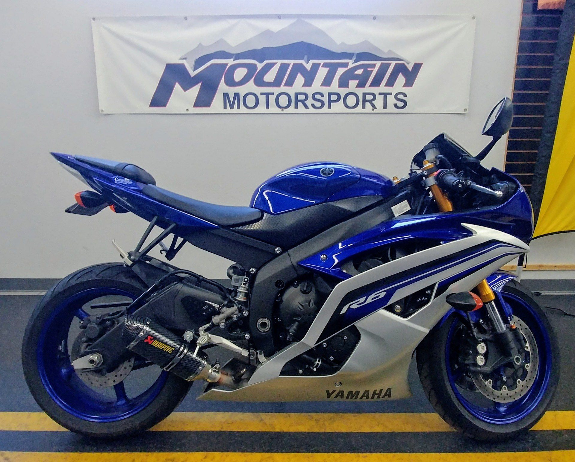 2016 Yamaha YZF-R6 for sale 41070