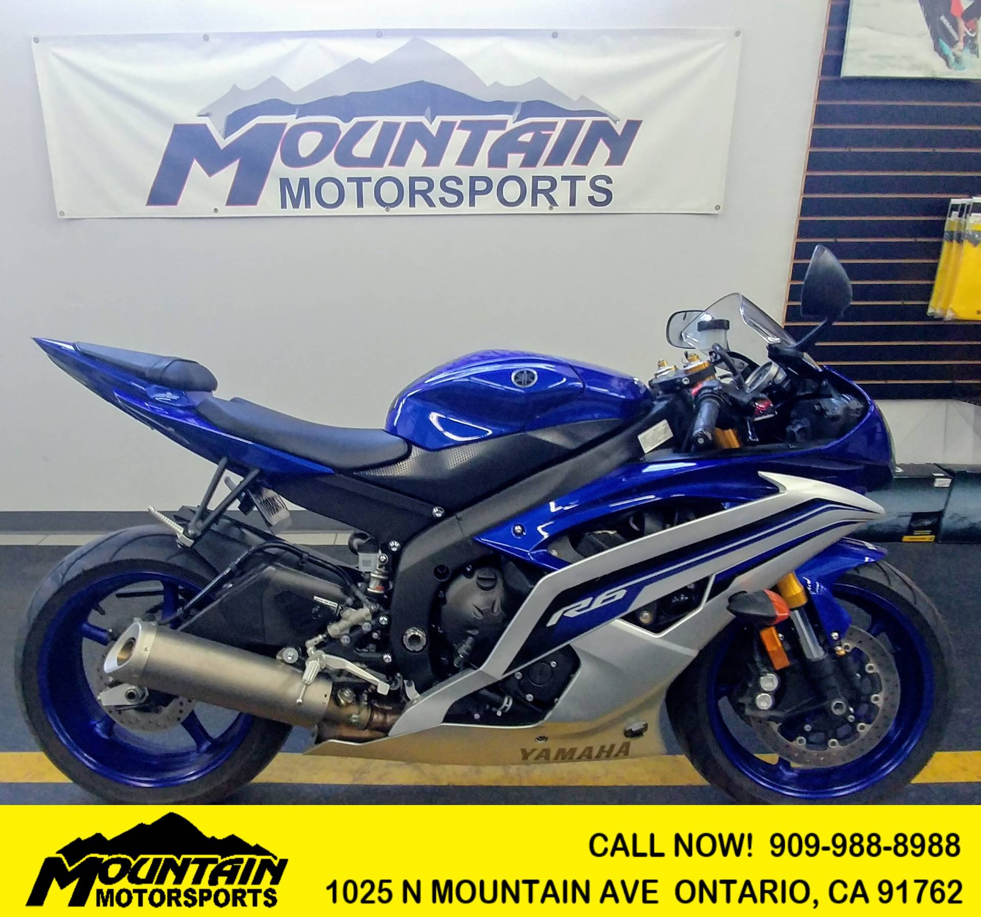 2016 Yamaha YZF-R6 for sale 41938