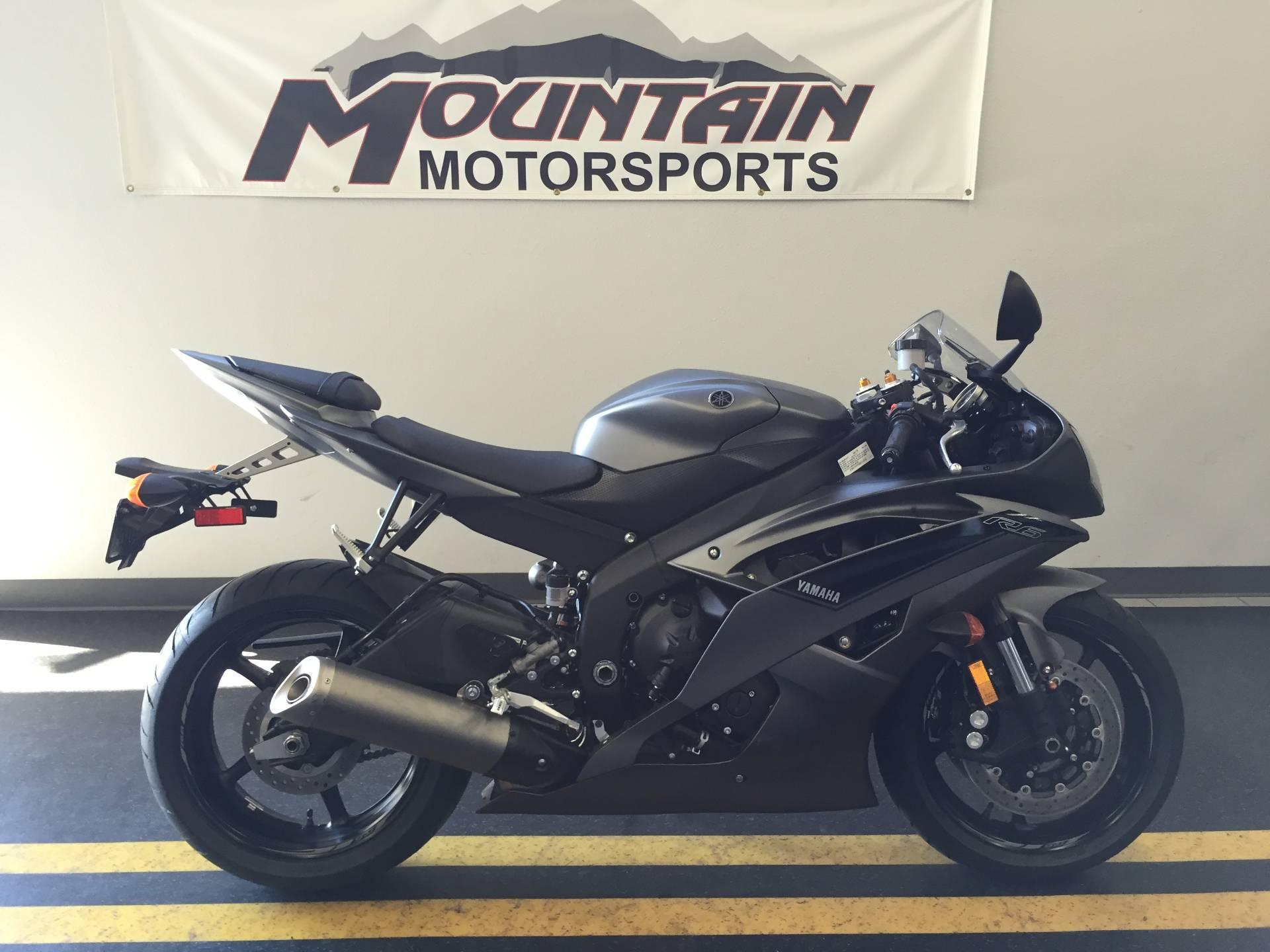 2016 Yamaha YZF-R6 for sale 28447