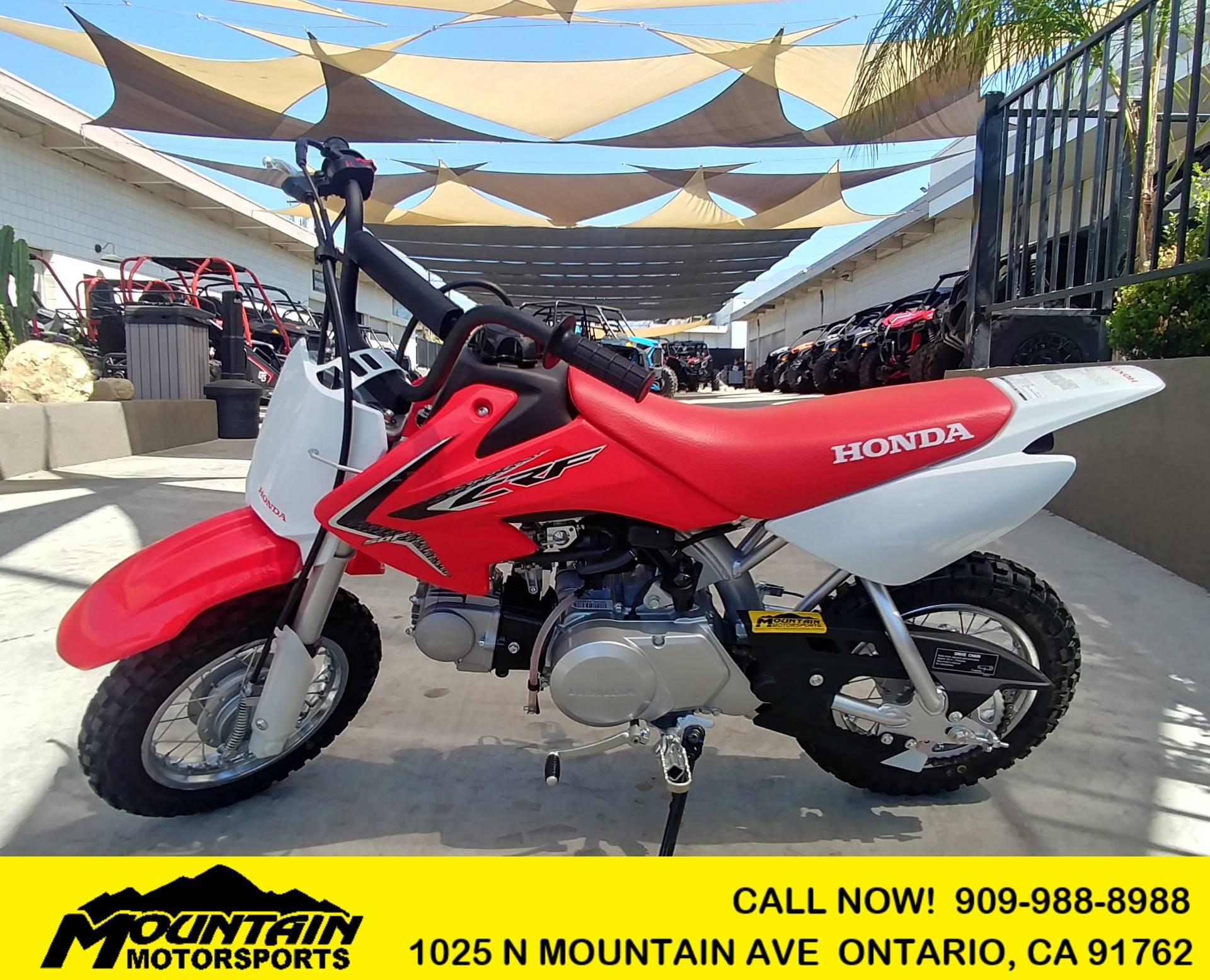 2020 Honda Rebel Top Speed.2020 Honda Crf50f In Ontario California